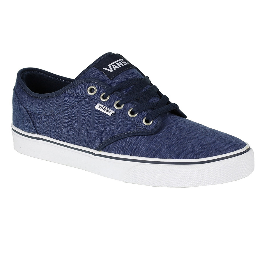 aee63b981cf0 Vans Atwood Distress Men s Shoes Dress Blue White sportex.sk