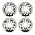 BULLET Wheels White Snipers  53 mm