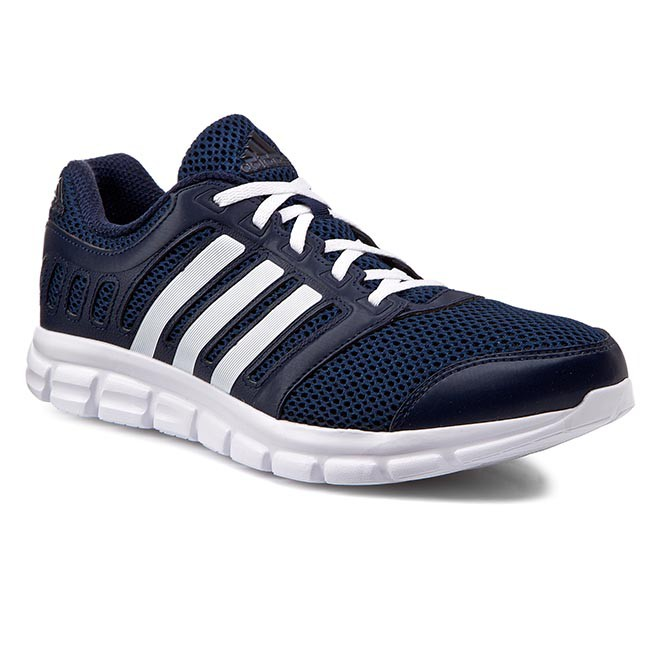 5c64fb78bbdbbb Adidas Breeze 101 2 M Men s Running Shoes Conavy Ftwwht Sportex.sk