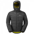 Montane Featherlite Down Men's Jacket Black Kiwi