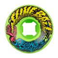 Slime Balls 54mm Vomit Mini Neon Green 97a Skateboard Wheels