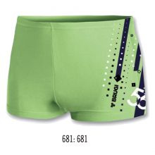 Brugi M41A Man's Swimming Trunks Green