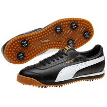 Puma Pg Roma Men's Golf Shoes Black Lowest Price