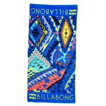 Billabong Maria Large Towel Moroccan Blue 170x70 Lowest Price