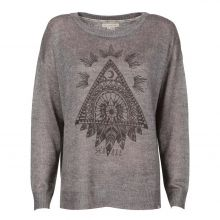 Billabong Tigera Women's Sweater Dark Athletic Grey Lowest Price