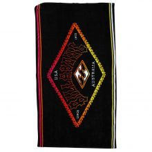 Billabong Re-Issue-Xlarge Men's Towel Black Lowest Price