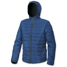Brugi JJ42 Junior boy quilted jacket blue