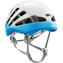 Petzl Meteor Climbing Helmet Silver Blue Lowest Price