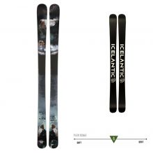 Icelantic Pilgrim All-mountain Skis Lowest Price