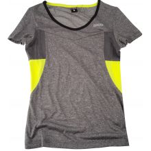 Brugi H41R Women's T Shirt Grey Yellow Lowest Price
