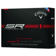 Callaway SR-1 Balls 3 Pieces Premium Golf Balls Lowest Price
