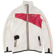 Brugi JN4H Junior Fleece Jacket White Lowest Price