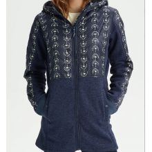 Burton Embry Full Zip Floata Modigo Women's Hoodie Lowest Price