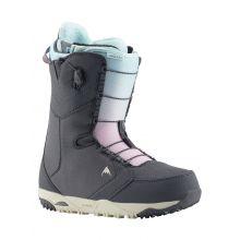 Burton Limelight Women's Snowboard Boot Gray Malibu Lowest Price