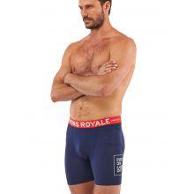 Mons Royale Hold'Em Man's Boxer Navy