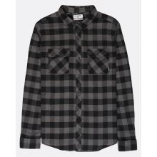 Billabong All Day Flannel Black Pánska Košeľa