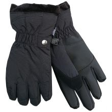Brugi Z42P Women's Ski Gloves Black Lowest Price