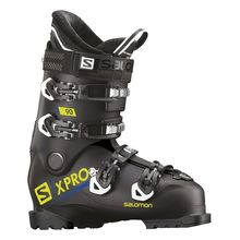 Salomon X Pro 90 Black Acid Green Ski Boots Lowest Price