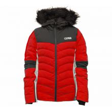 Colmar 2836 Courchevel Scarlet Eclipse White Jacket
