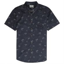 Billabong Sundays Mini Shirt Dark Royal