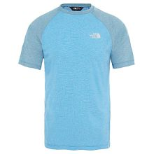 The North Face Purna Tee Midnight Blue White Heather Lowest Price