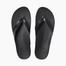 Reef Cushion Bounce Court Black Women's Sandals Lowest Price