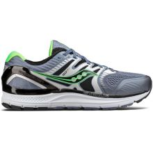 Saucony Redeemer Iso 2 Grey Silver Slime Running Shoes