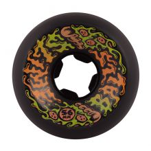 Slime Balls 56mm Pukaroni Vomit Mini Black 97a Skateboard Wheels