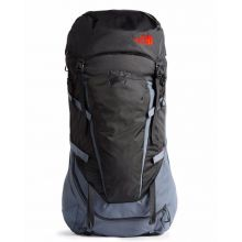 The North Face Terra Grisaille Grey Asphalt Grey 55L
