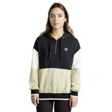 Billabong Pacific Coast Woman's Hoodie Wasabi
