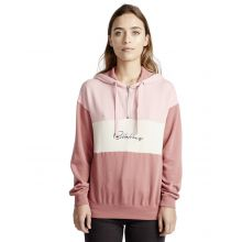 Billabong Pink Mood Woman's Hoodie Stone Rose