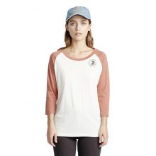 Billabong Eye Sea Sky Woman's Long Sleeve Tee Cacao Lowest Price
