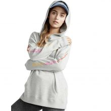 Billabong Windy Palm Woman's Hoodie Ash Heather