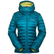 Montane Featherlite Down Women's Jacket Zanskar Blue Lowest Price