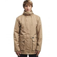Bllabong Alves 10k Man's Winter Jacket Ermine