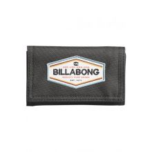 Billabong Walled Tri Fold Black Wallet Lowest Price