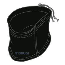 Brugi Z84T Multifunction Neck Warmer Black Lowest Price