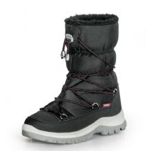 Brugi ZE4Z Woman's After Ski Boot Black Lowest Price