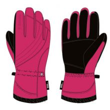 Brugi Z42P Women's Ski Gloves Pink Lowest Price