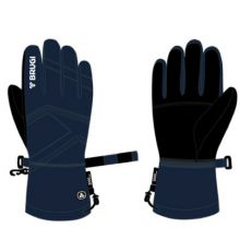 Brugi Z84H Men's Ski Gloves Blue Lowest Price