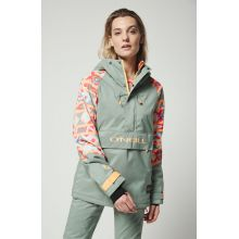 O'Neill Original Anorak Women's Jacket Pink Aop Green Lowest Price