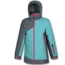 Brugi JY23 Junior Girl Ski Jacket Sky Blue Lowest Price