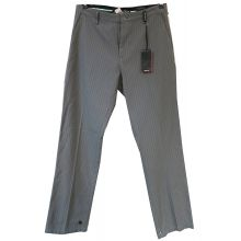 Santa Cruz Solid Pants Man's Grey Lowest Price
