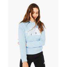 The North Face Drew Peak Women's Pullover Hoodie Angel Falls Blue