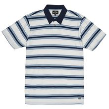 Billabong Die Cut Men's Polo Shirt Snow Lowest Price