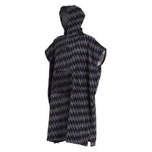 Billabong Hooded Poncho Grey Diamonds Men's Towel Lowest Price