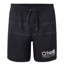 O'Neill Cali Stripe Men's Swim Shorts Black Aop Green Lowest Price