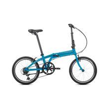 Tern Link A7 Blue Silver Folding Bike Lowest Price
