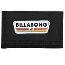 Billabong Walled 600D Wallet Black Lowest Price