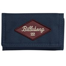 Billabong Walled 600d Wallet Navy Lowest Price